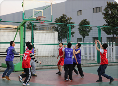 Enterprise basketball team